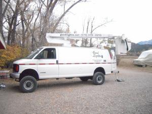1999 CHEVROLET EXPRESS , Carbondale CO - 5000156521 - CommercialTruckTrader.com