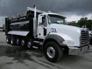2005 Mack GRANITE CT713 Dump Truck, Portland OR - 5000208685 - CommercialTruckTrader.com