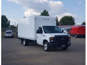 2017 FORD E-SERIES Box Truck - Straight Truck, Minerva OH - 5000220720 - CommercialTruckTrader.com