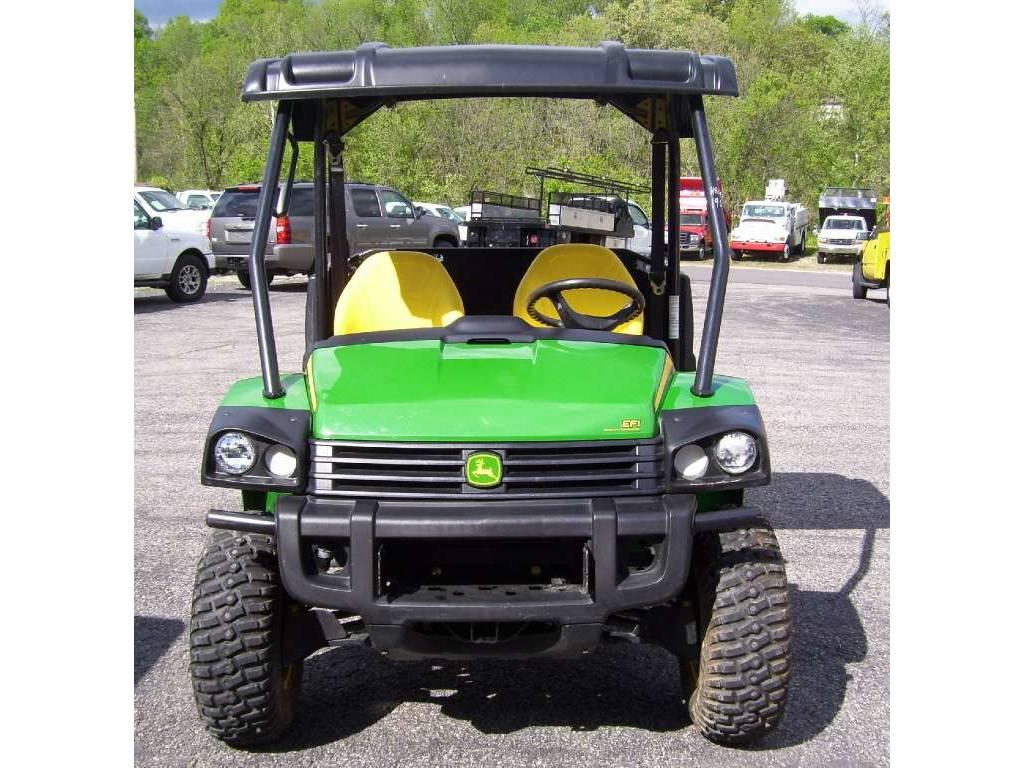2011 John Deere Gator™ Xuv 625i For Sale in Olive Hill, KY - Commercial  Truck Trader