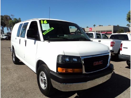 2016 GMC SAVANA Cargo Van ,San Diego CA - 5000406782 - CommercialTruckTrader.com