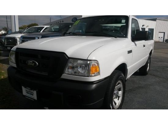 2011 FORD RANGER Pickup Truck ,Manteno IL - 5000622780 - CommercialTruckTrader.com