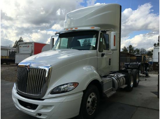 2015 International PROSTAR Cabover Truck - COE ,Fresno CA - 5000722274 - CommercialTruckTrader.com