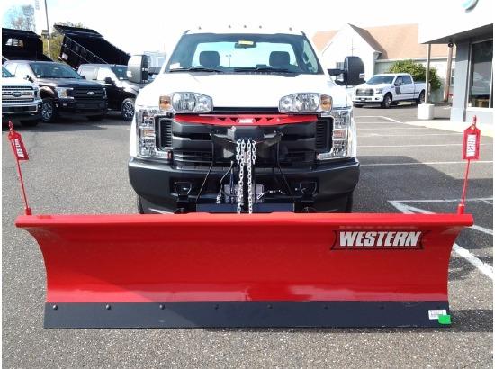 2017 FORD F250 Plow Truck - Spreader Truck ,FEASTERVILLE PA - 5000740632 - CommercialTruckTrader.com
