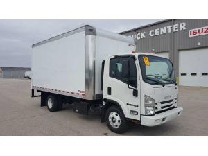 2016 Isuzu NPR 16FT BOX Van, Flint MI - 5000893285 - CommercialTruckTrader.com