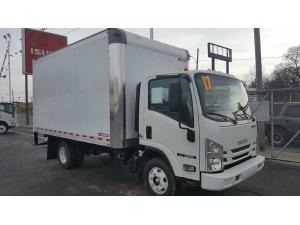 2017 Isuzu NPR GAS Van, Flint MI - 5000893293 - CommercialTruckTrader.com