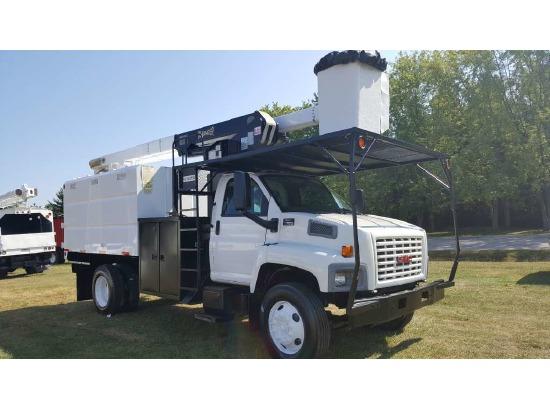 2005 GMC C7500 ,Fort Wayne IN - 5001003323 - CommercialTruckTrader.com