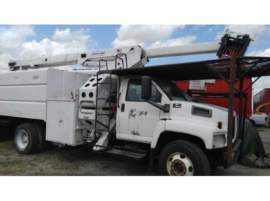 2006 CHEVROLET C7500 ,Fort Wayne IN - 5001003325 - CommercialTruckTrader.com
