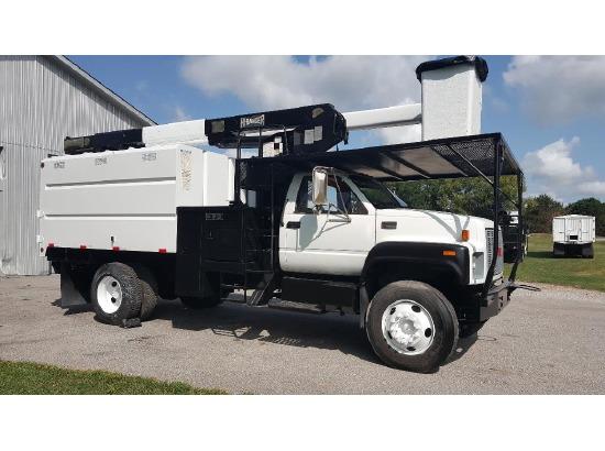 2002 GMC C7500 ,Fort Wayne IN - 5001003345 - CommercialTruckTrader.com