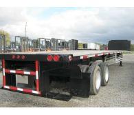 2006 Fontaine Steel/Aluminum Combo Moffett Piggyback Forklift Trailer - CommercialTruckTrader.com