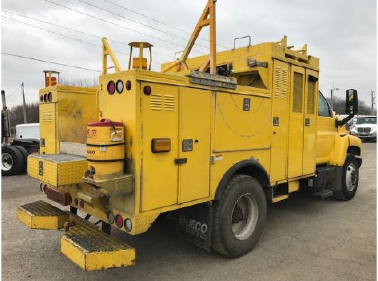 2006 GMC C8500 Utility Truck - Service Truck ,Washington Court House OH - 5001043712 - CommercialTruckTrader.com