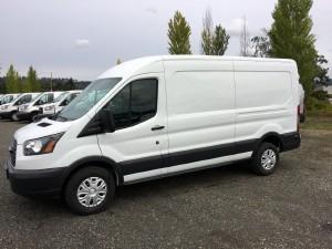 2018 FORD TRANSIT Cargo Van, Newberg OR - 5001367728 - CommercialTruckTrader.com