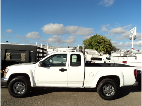 2007 GMC CANYON Pickup Truck ,San Diego CA - 5001420300 - CommercialTruckTrader.com