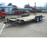 2017 B Wise 18'  TG18-15 TILT* 15,400 gvwr with a 12,300 payload - CommercialTruckTrader.com