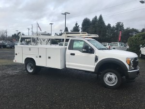 2017 FORD F450 Cab Chassis, Newberg OR - 121438305 - CommercialTruckTrader.com