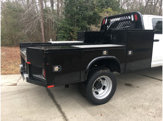 2016 Ram 4500 SLT Contractor Truck ,LAURINBURG NC - 5001645562 - CommercialTruckTrader.com