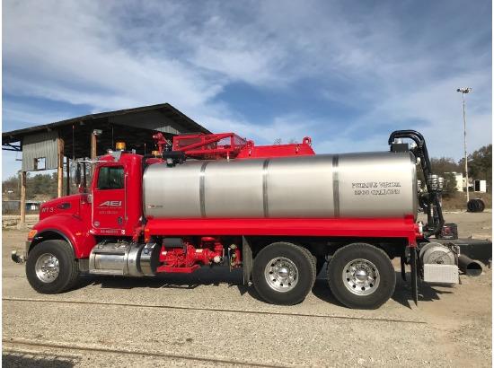 2017 Peterbilt 348 Water Truck ,Auberry CA - 5001651750 - CommercialTruckTrader.com