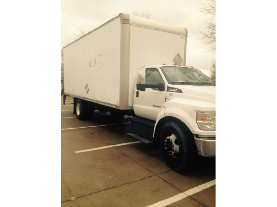 2016 Ford F750 Cab Chassis ,Greenville TX - 5001827428 - CommercialTruckTrader.com