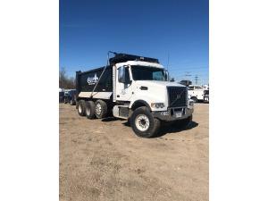 2015 Volvo VHD84F Dump Truck, Kenner LA - 5002093822 - CommercialTruckTrader.com