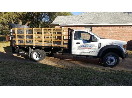 2017 Ford F550 Flatbed Truck ,Waco TX - 5001516683 - CommercialTruckTrader.com