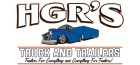 HGR's Truck and Trailer Sales