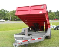 2018 B Wise 7X12  DLP12-15  * 15,400 GVWR COMMERCIAL, RAMPS - CommercialTruckTrader.com
