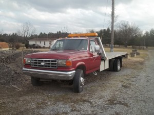 Ford Ford F Wrecker Tow Truck