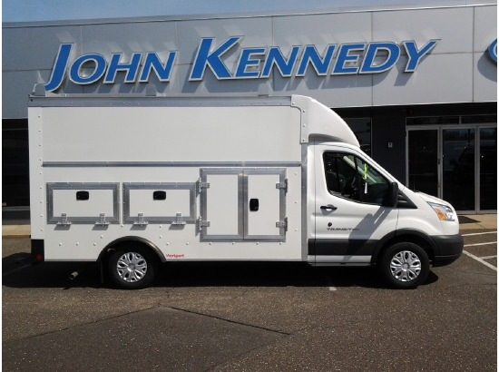 2018 FORD TRANSIT Utility Truck - Service Truck ,FEASTERVILLE PA - 5002462686 - CommercialTruckTrader.com