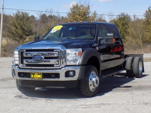 2016 Ford F550 Cab Chassis, Middlebury VT - 5002607894 - CommercialTruckTrader.com