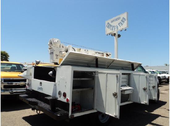 2001 CHEVROLET SILVERADO 3500 Utility Truck - Service Truck ,San Diego CA - 5002714185 - CommercialTruckTrader.com
