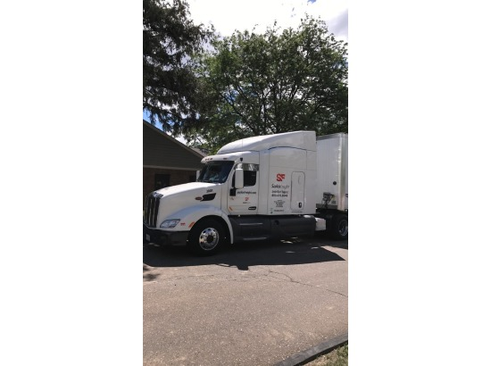 2016 Peterbilt 579 Conventional - Sleeper Truck ,West Bloomfield MI - 5002323876 - CommercialTruckTrader.com