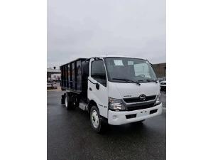2019 HINO 195 Dump Truck, Philadelphia PA - 5002847230 - CommercialTruckTrader.com