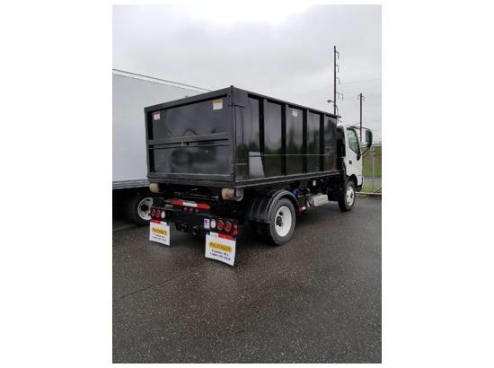 2019 HINO 195 Hooklift Truck ,Philadelphia PA - 5002847230 - CommercialTruckTrader.com