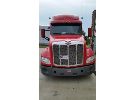 2017 Peterbilt 579 Tractor ,West Bloomfield MI - 5002973295 - CommercialTruckTrader.com