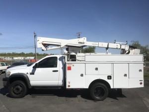 2010 Dodge 5500 Bucket Truck - Boom Truck, West Sacramento CA - 5003039387 - CommercialTruckTrader.com