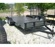 2015 P and T Trailers 18ft Car Hauler; P and T Trailer; CT-44680 - CommercialTruckTrader.com