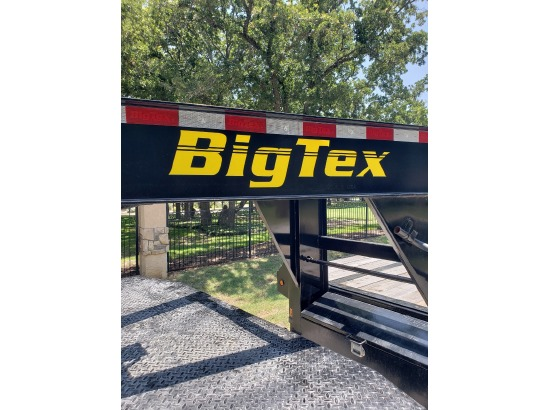 2015 Big Tex Trailers 25GN Gooseneck Trailer ,Irving TX - 5003183470 - CommercialTruckTrader.com