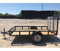 2018 P and T Trailers 5' x 10' S/A A-Frame - CommercialTruckTrader.com