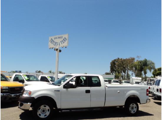 2006 FORD F150 Pickup Truck ,San Diego CA - 5003246707 - CommercialTruckTrader.com
