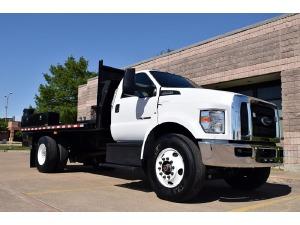2016 Ford F750 Flatbed Truck, Fort Worth TX - 5003249367 - CommercialTruckTrader.com
