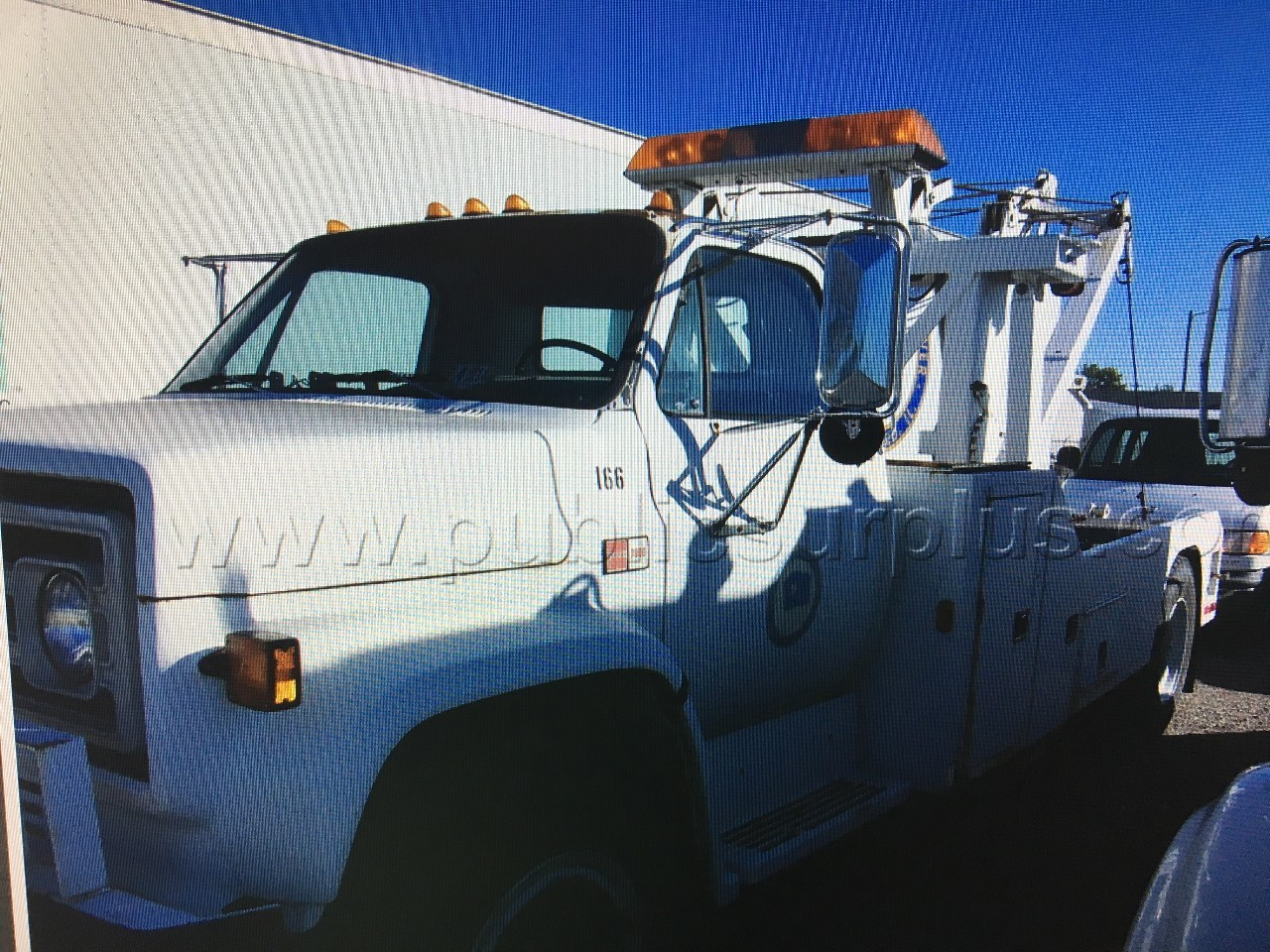 Chevrolet Wrecker Tow Trucks For Sale 1995 Chevy 6 5 Turbo Sel