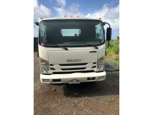 2016 Isuzu NPR HD Flatbed Truck, WAIMANALO HI - 5003465647 - CommercialTruckTrader.com
