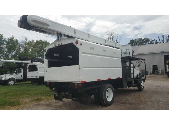 1997 GMC C 7500 Bucket Truck - Boom Truck ,Fort Wayne IN - 5001003343 - CommercialTruckTrader.com