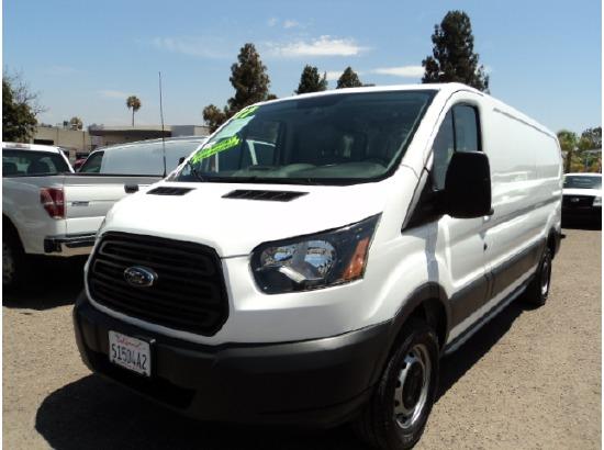 2017 FORD TRANSIT Cargo Van ,San Diego CA - 5003705584 - CommercialTruckTrader.com