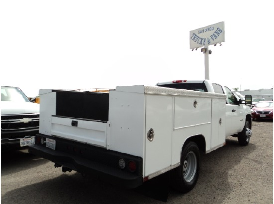 2011 CHEVROLET OTHER Utility Truck - Service Truck ,San Diego CA - 5003705828 - CommercialTruckTrader.com