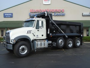 2019 MACK CU713 Dump Truck, Clarksville IN - 5003791578 - CommercialTruckTrader.com