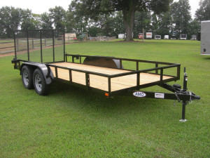 2019 AMERICAN MANUFACTURING TRAILER Landscape Trailer, Swanton OH - 5004006296 - CommercialTruckTrader.com