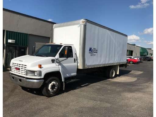 Gmc C5500 Trucks For Sale Commercialtrucktrader Com