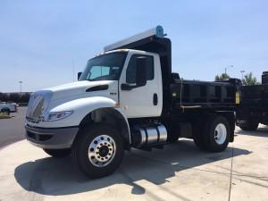 2019 INTERNATIONAL MV607 Dump Truck, Stockton CA - 5003757638 - CommercialTruckTrader.com