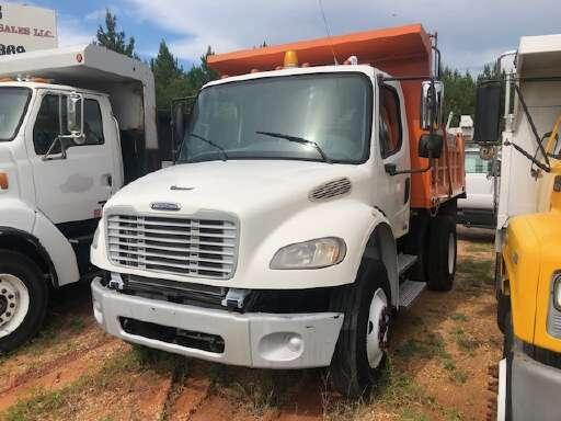 2006 FREIGHTLINER BUSINESS CLASS M2 Dump Truck